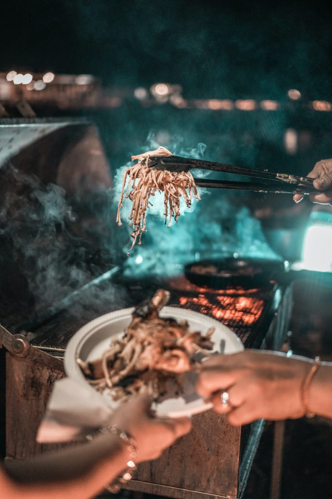 sommerhygge barbeque grill grillmad sommer (photo:unsplash)
