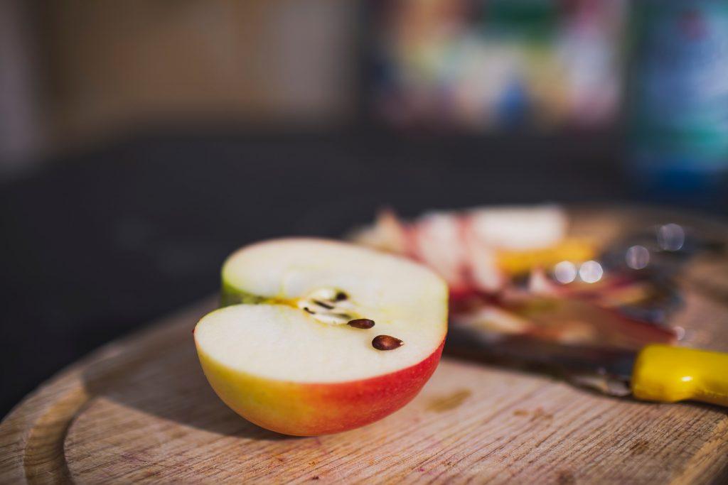 æble frugt (Foto: Unplash)