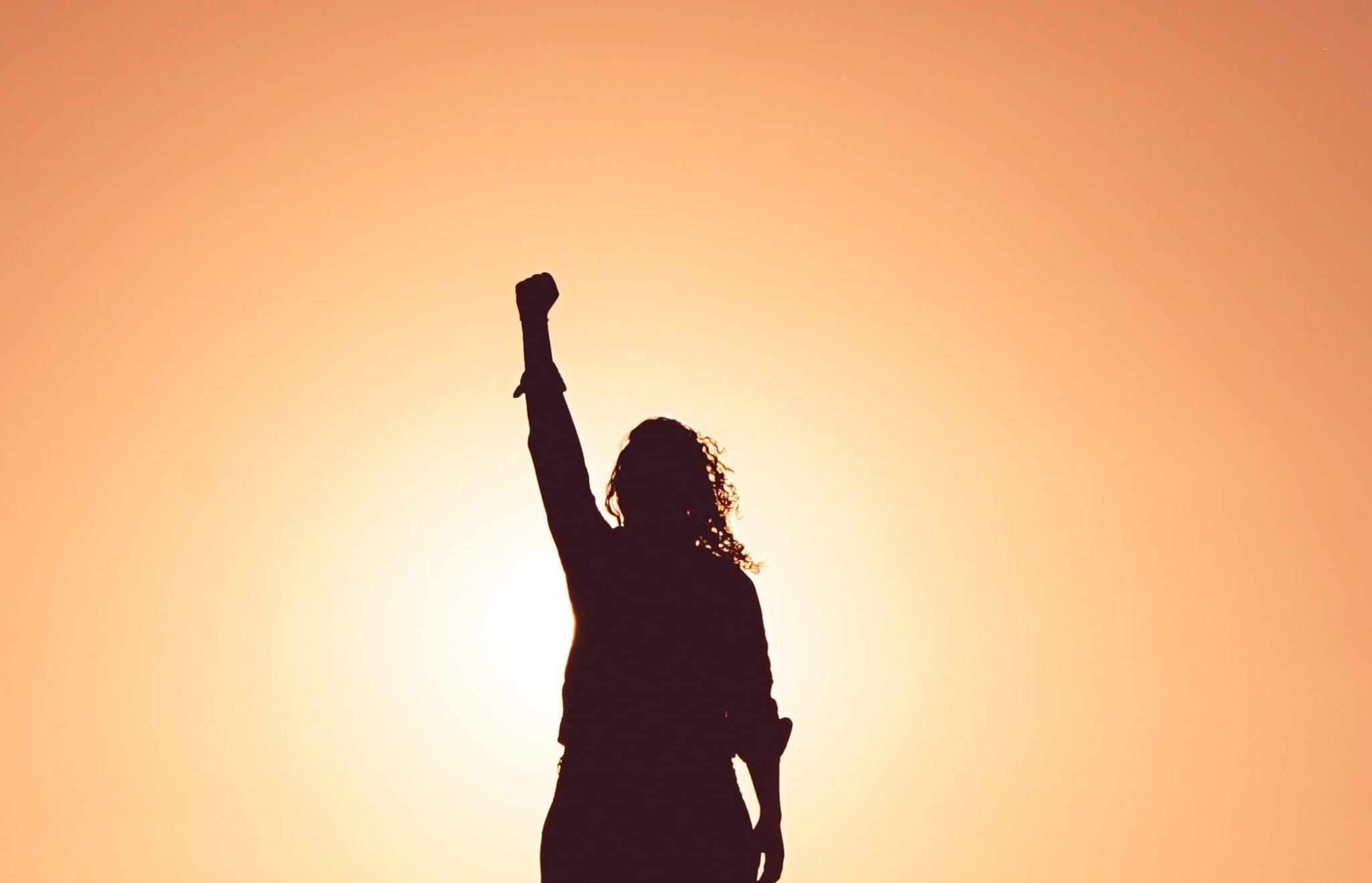 kvinde, power, feminist (Foto: Unsplash)
