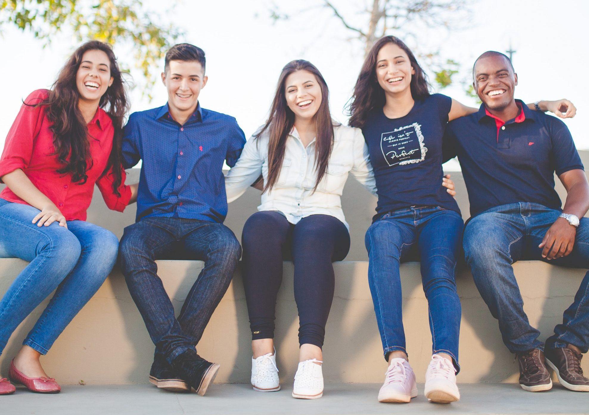 unge mennesker (Foto: Unsplash)