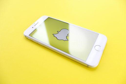 snap snapchat mobil (Foto: Unsplash)