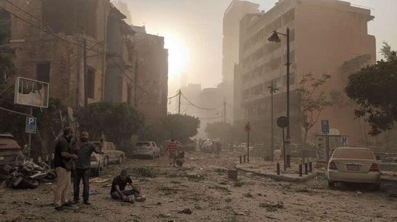 libanon, beirut, eksplosion (Foto: Kirkens Nødhjælp)
