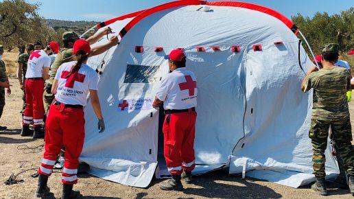 røde kors, (Foto: Røde Kors Presse)