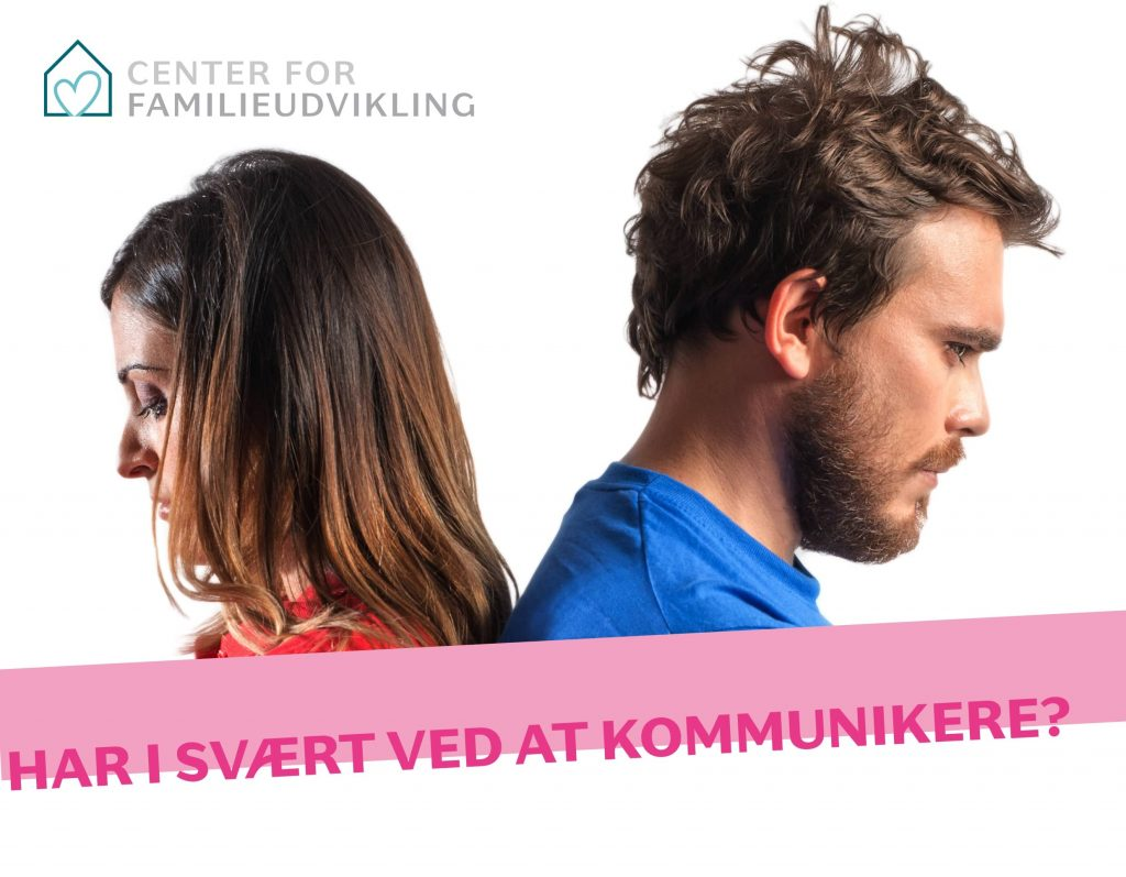 par uvenner kommunikation (Foto: Center for familieudvikling)