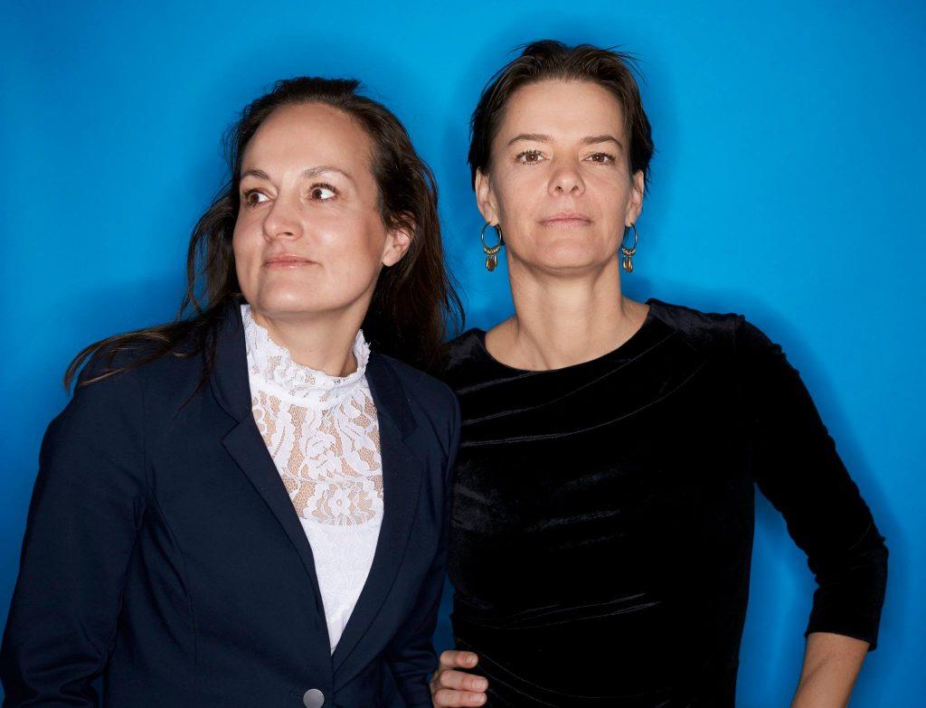 Ewa stiil og Lene daniel allergycertified (Foto: PR)