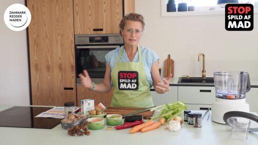 Pernille Stigsgaard Morthensen stop spild af mad selina juul (Foto: PR)