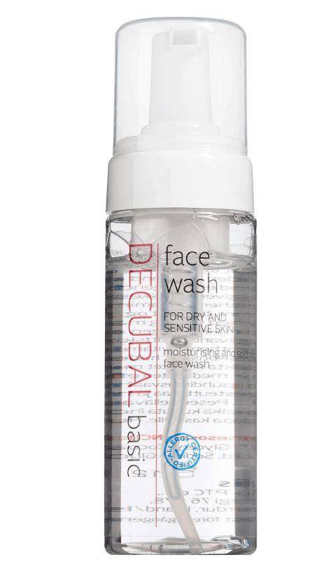 derma facial wash
