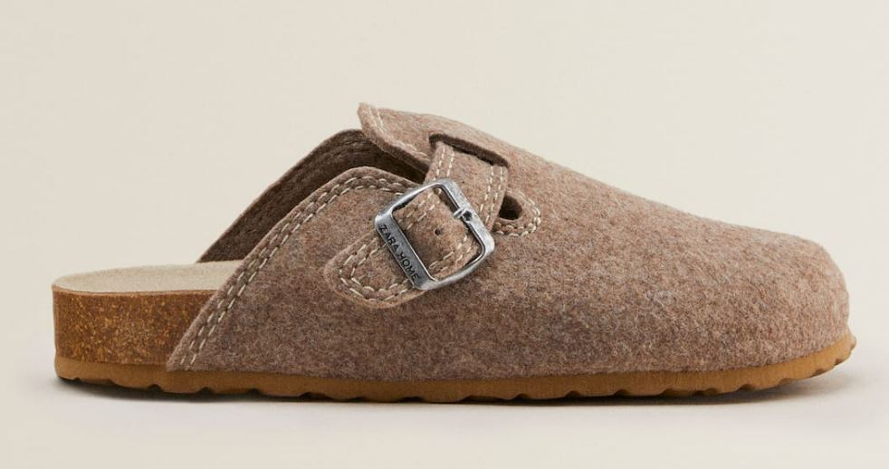sko slippers zara clocks