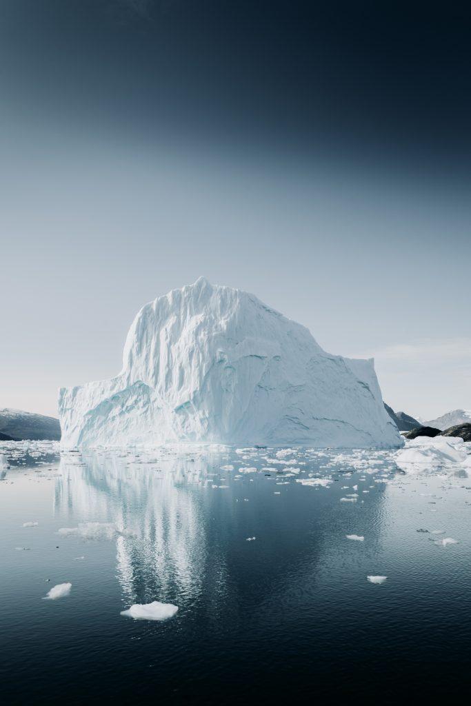 grønland isbjerg (Foto: Unsplash)