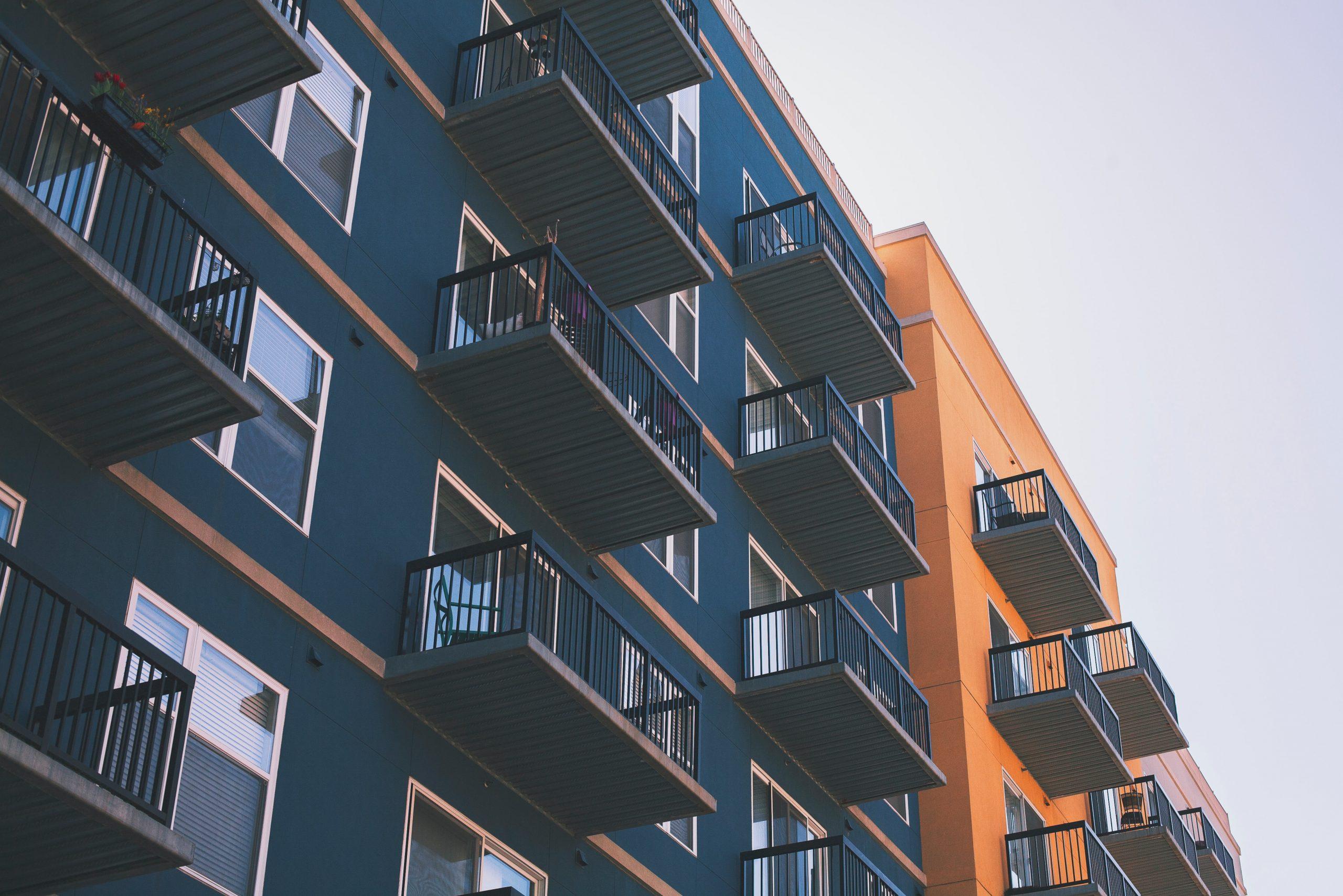 lejligheder, ejendom (Foto: Unsplash)