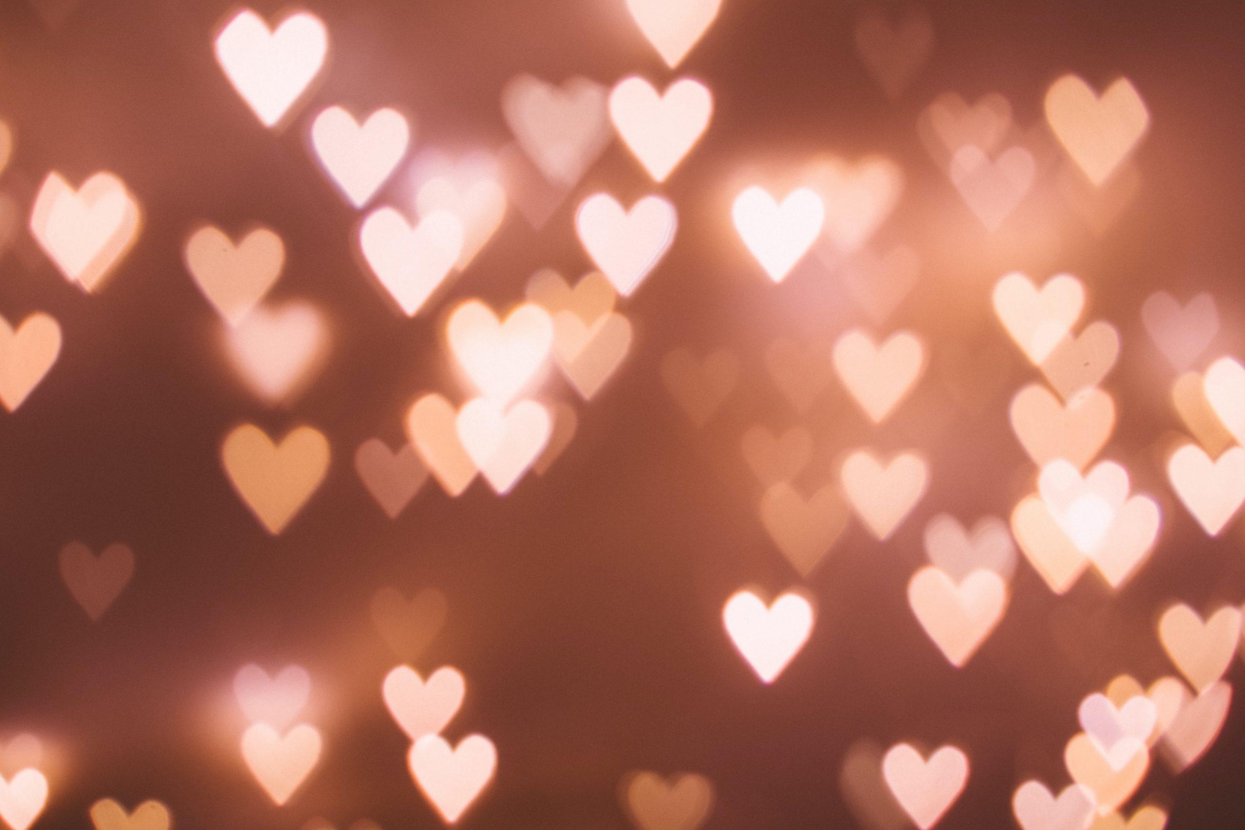 hjerter, hearts, kærlighed (Foto: Unplash)