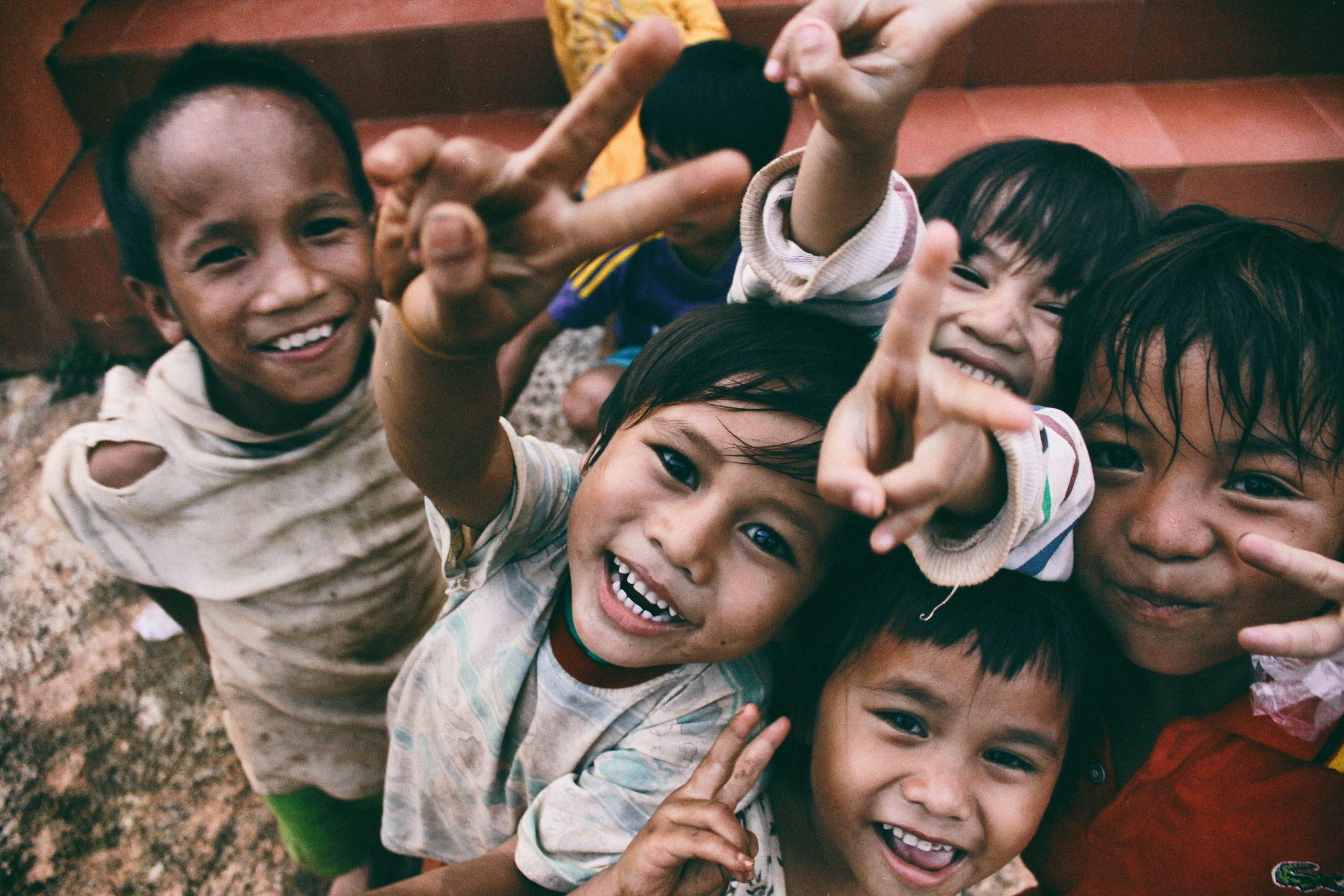 børn, red barnet (Foto: Unsplash)
