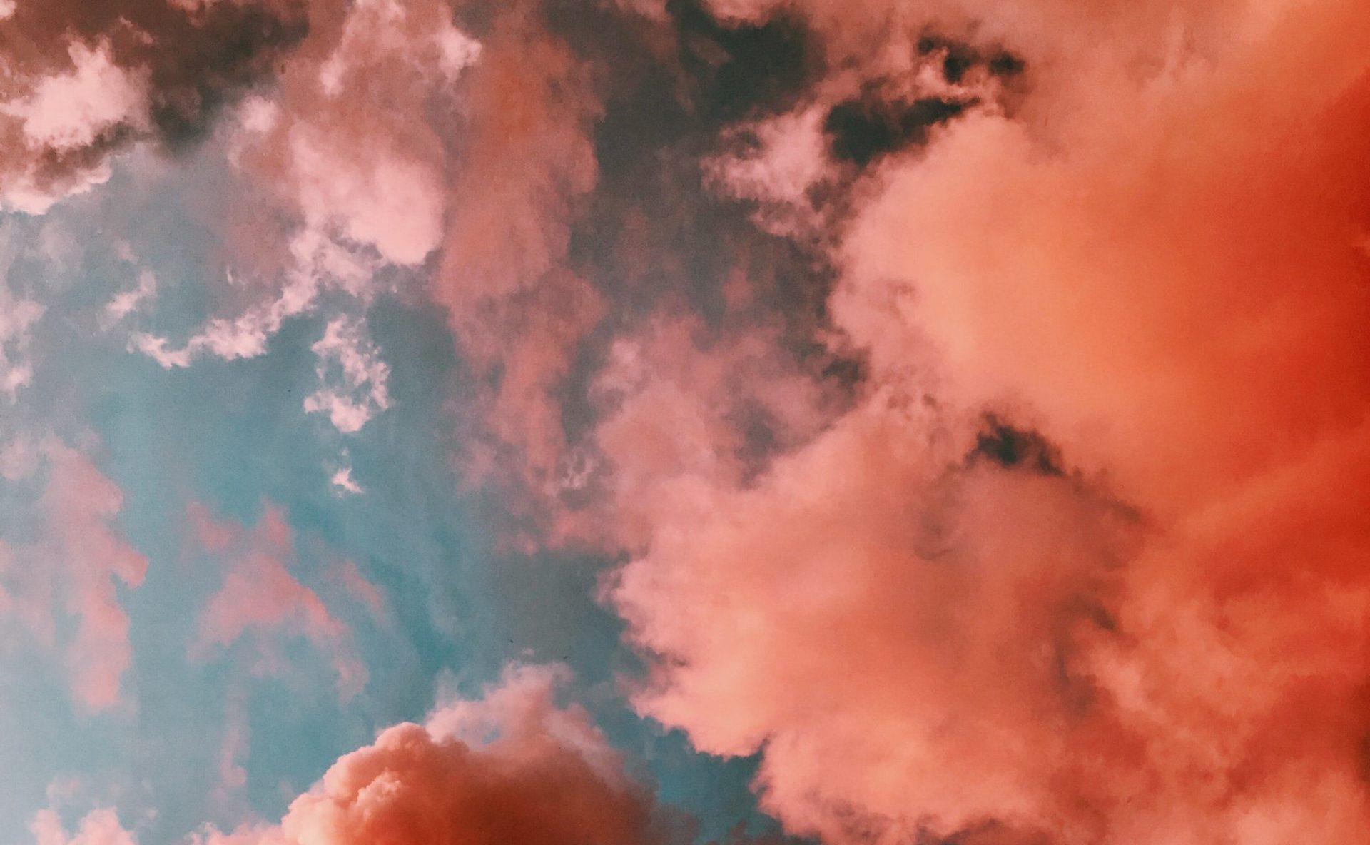 sky, lyserød Foto: Unsplash)