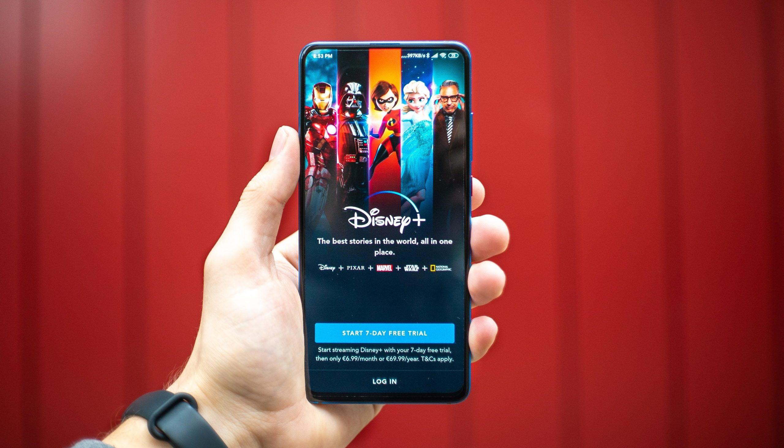 disney, streaming (Foto: Unsplash)