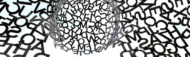 letters, bogstaver (Foto: Unsplash)