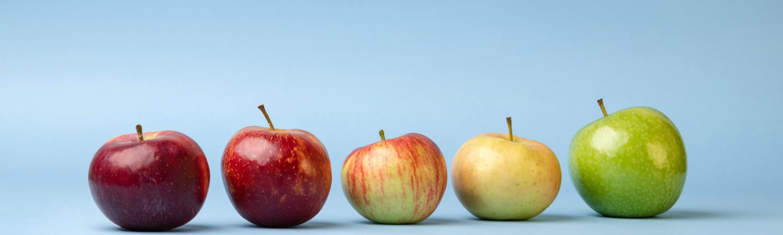 æbler (Foto: Unsplash)