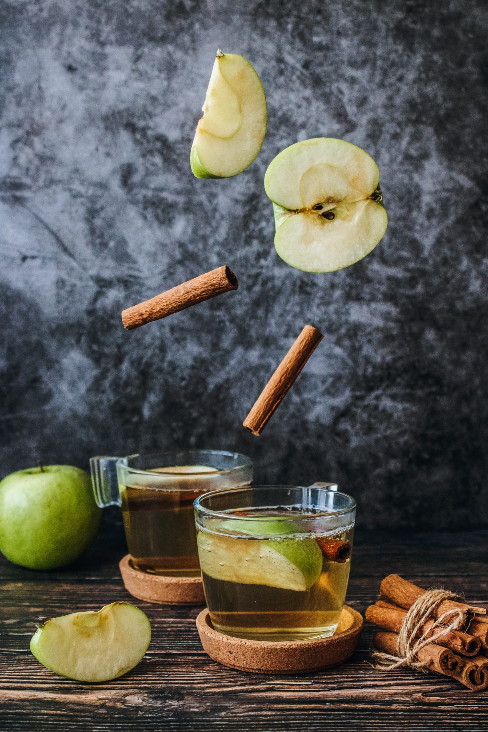 æbler, drink, varm (Foto: Unsplash)
