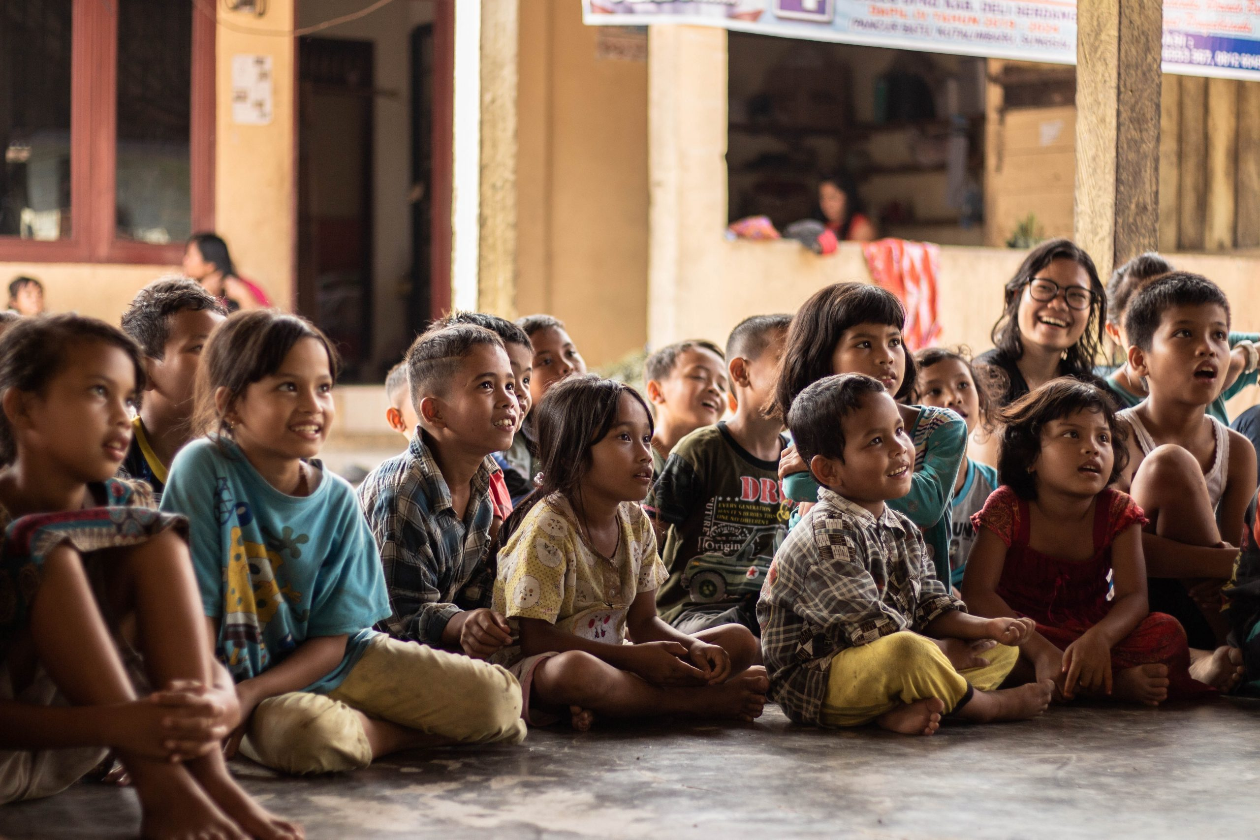 børn, udsatte (Foto: Unsplash)