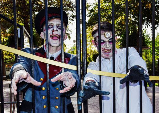 tivoli, zombie, halloween (Foto: Lasse Salling og Torben Plank)