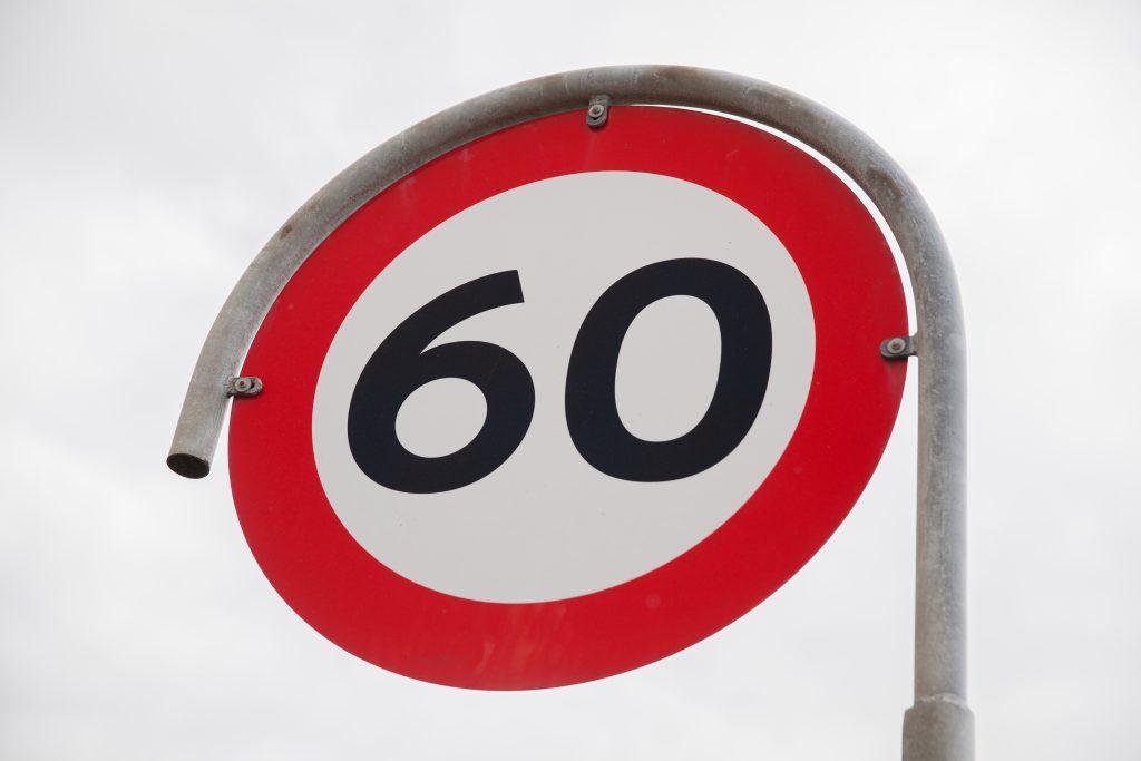 skilt vejskilt kørekort fartgrænse (Foto: PR)