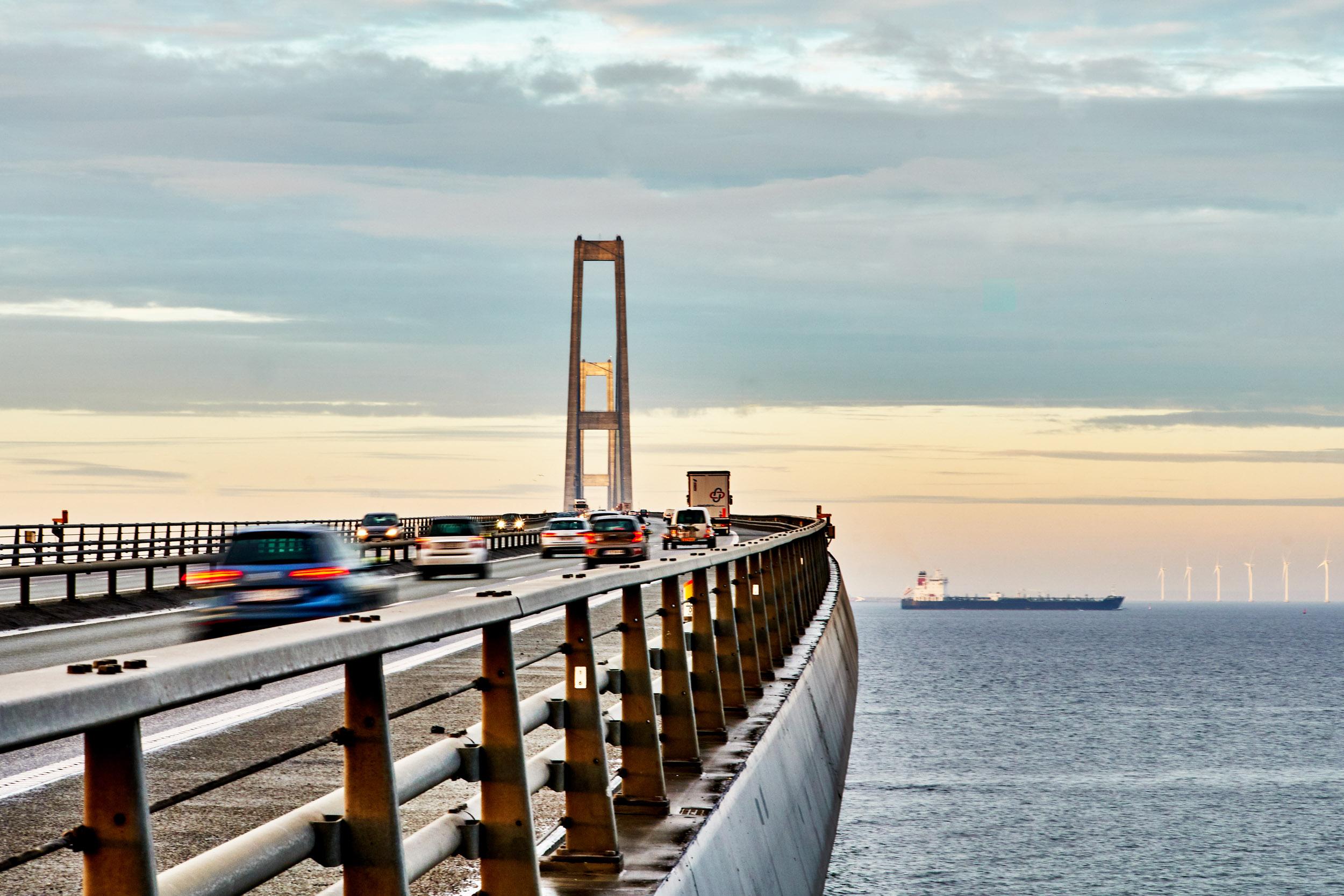 storebæltsbroen storebælt (Foto: PR)
