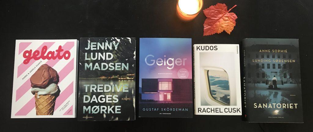 fem på stribe - bog bøger boganmeldese (Foto: MY DAILY SPACE)