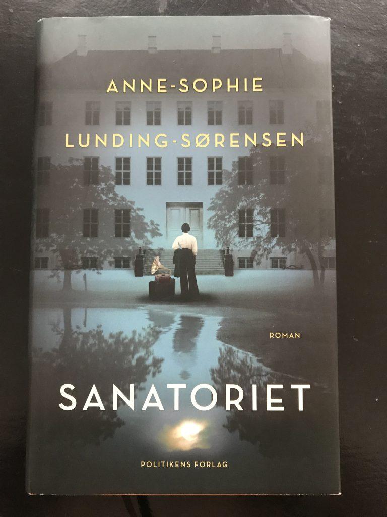 bog anne sophie lunding sørenssen sanatoriet