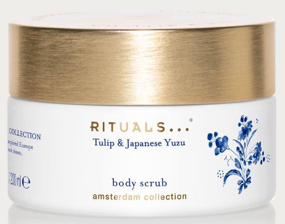 rituals scrub