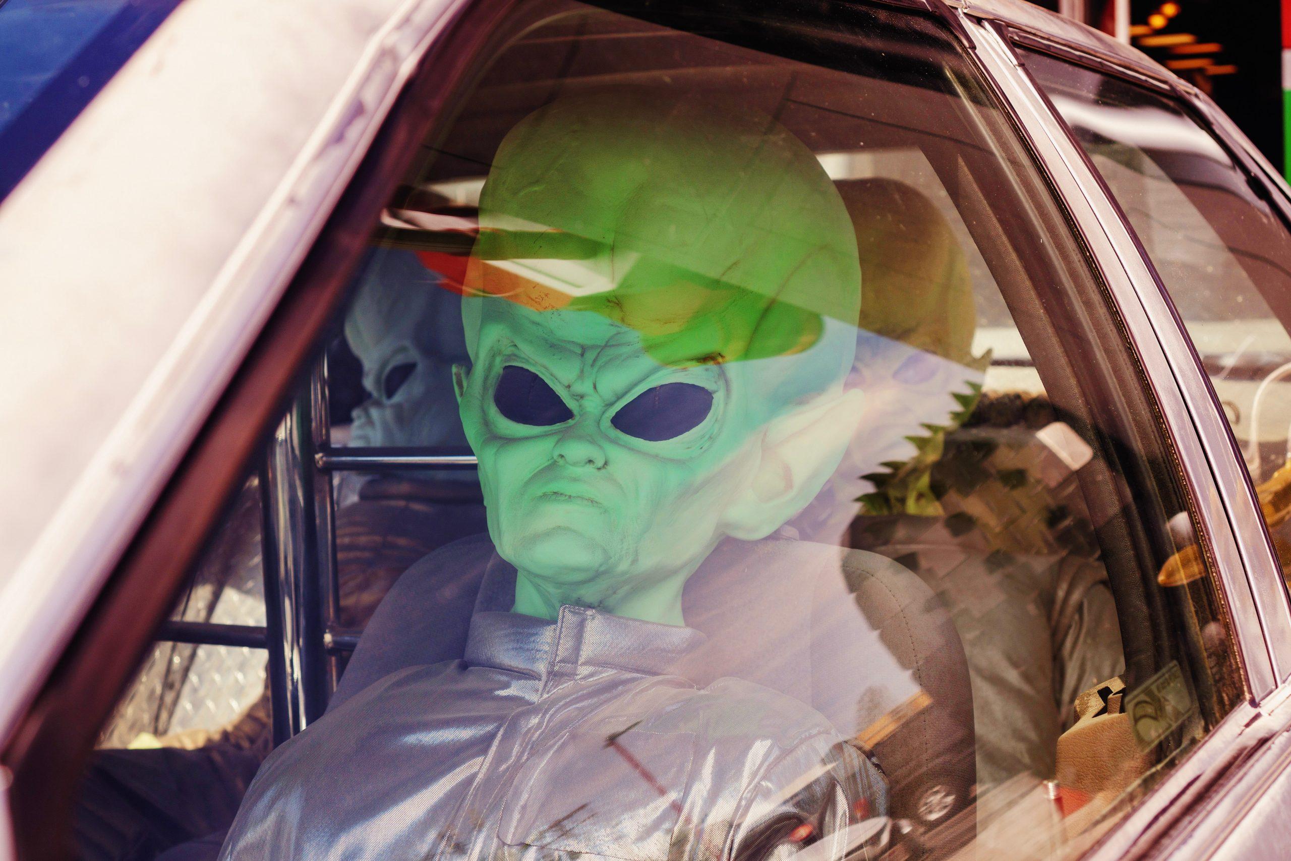 aliens, uhygge (Foto: Unsplash)