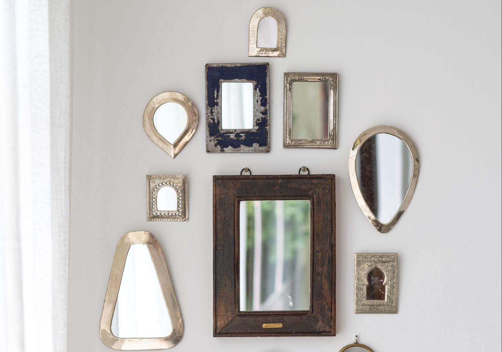 spejle, forskellige (Foto: Unsplash)