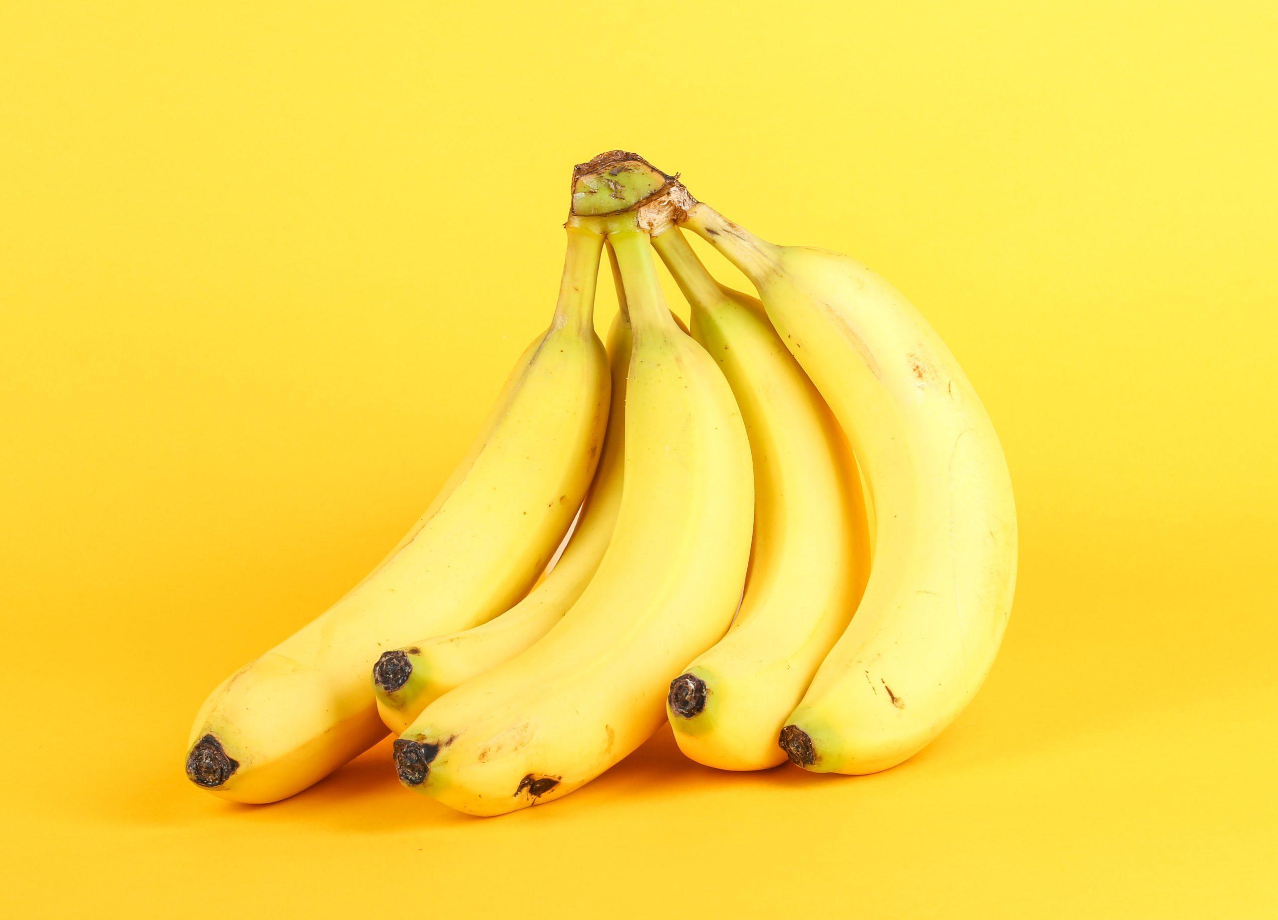 banan, mad Foto: Unsplash)