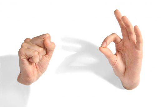 hånd hænder håndtegn (Foto: Pxhere)