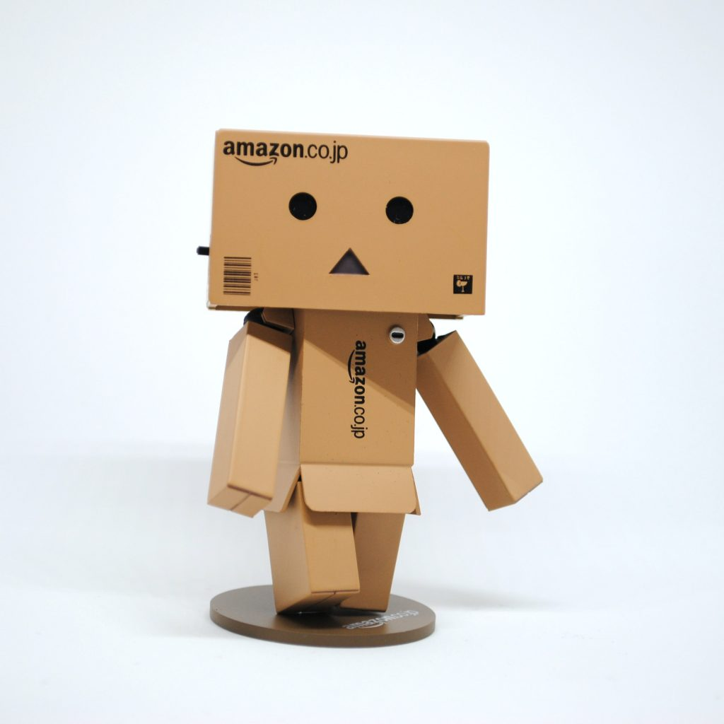 amazon nethandel (Foto: Unsplash)