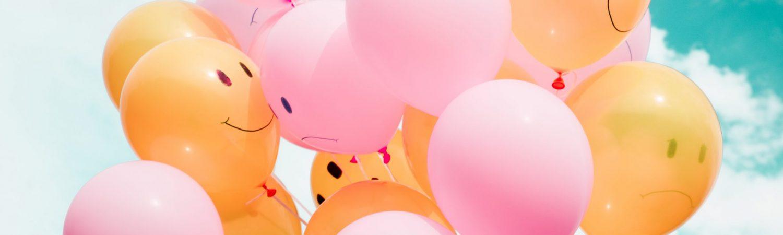 balloner, følelser (Foto: Unsplash)
