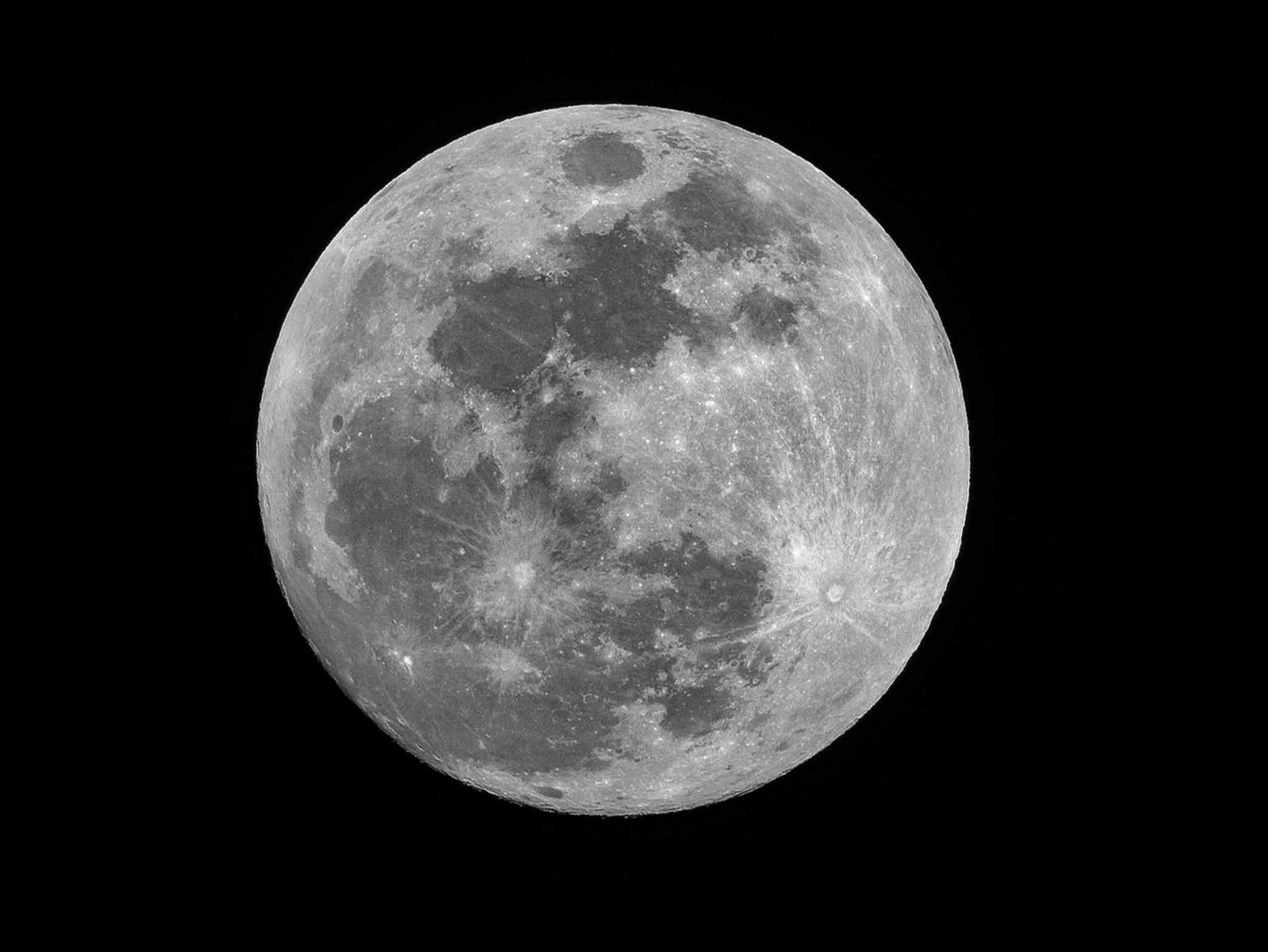 måne, nasa, big (Foto: Unsplash)
