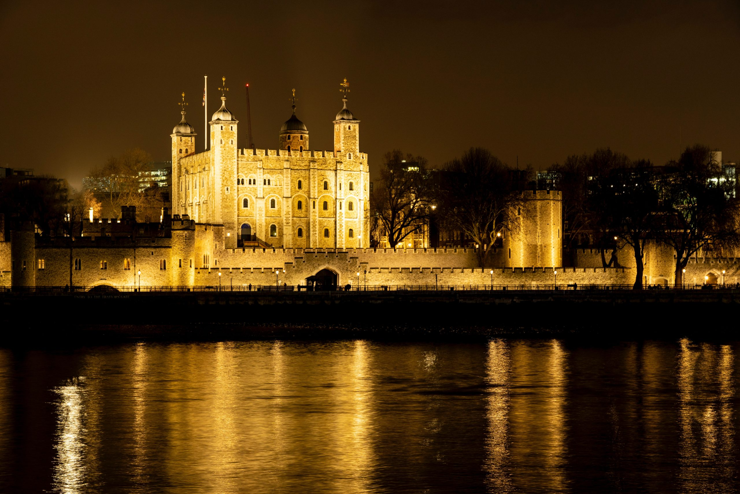 tower of london (Foto: Unsplash)
