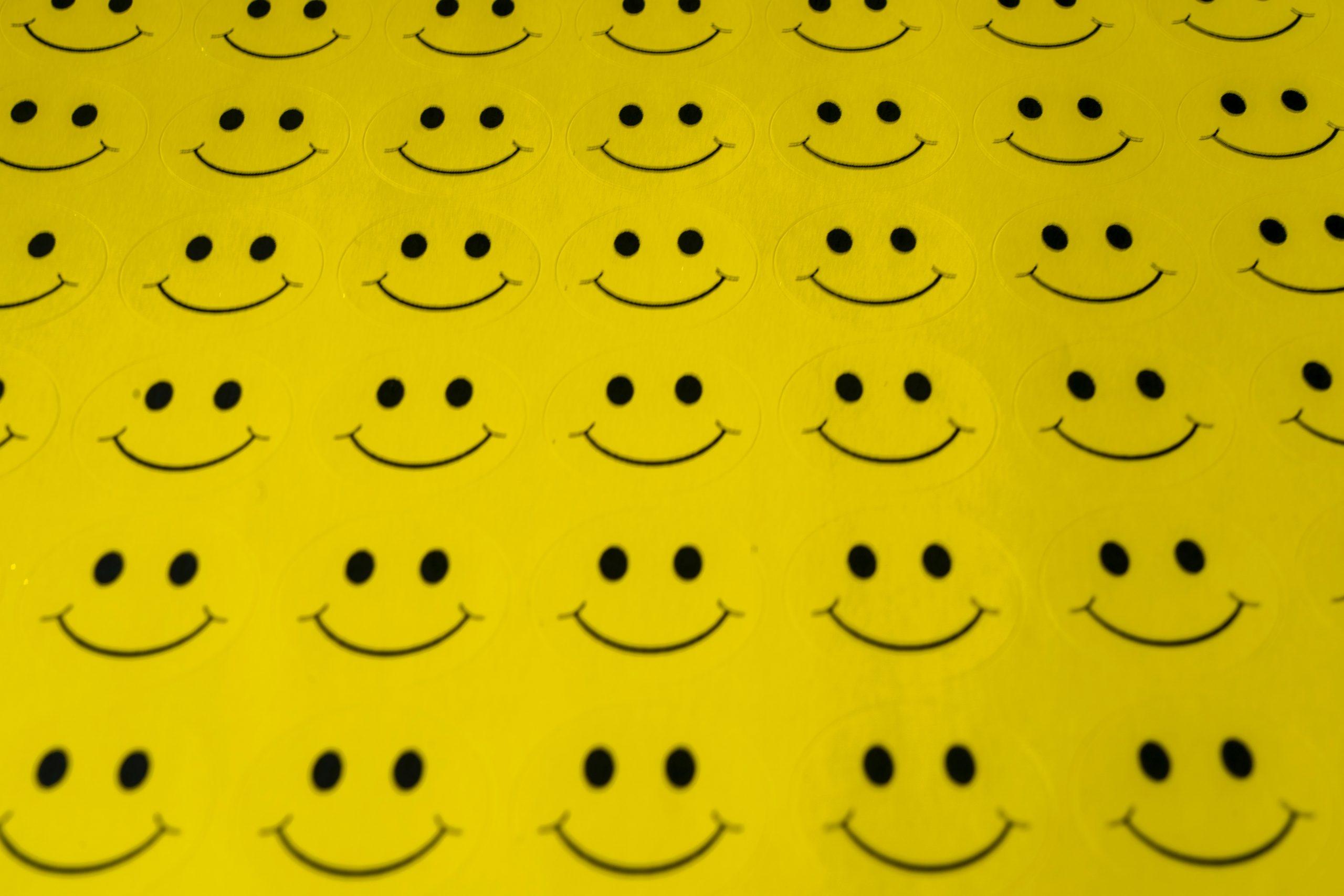 smiley (Foto: Unsplash)
