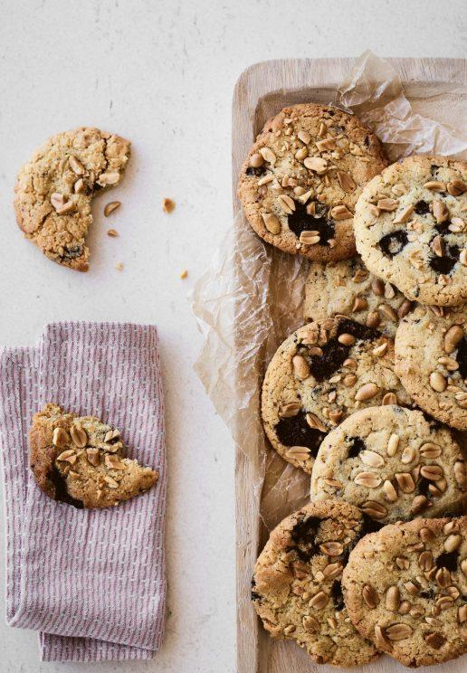 peanutbutter cookies peanutbutter cookies (Foto: Anders Schönnemann)