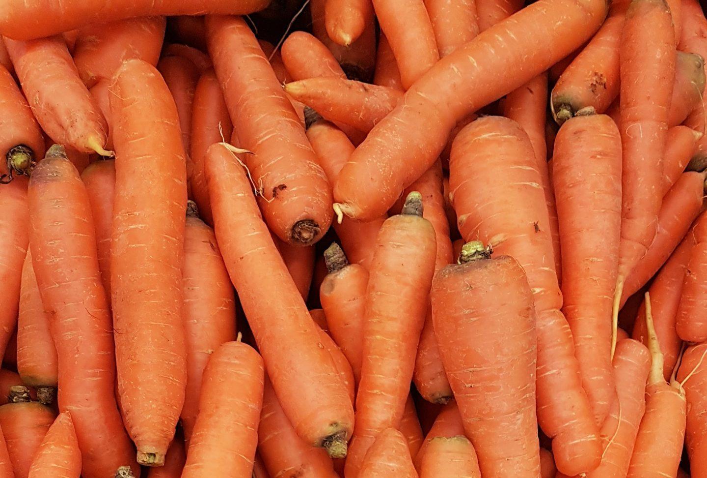 gulerødder, mad (Foto: Unsplash)