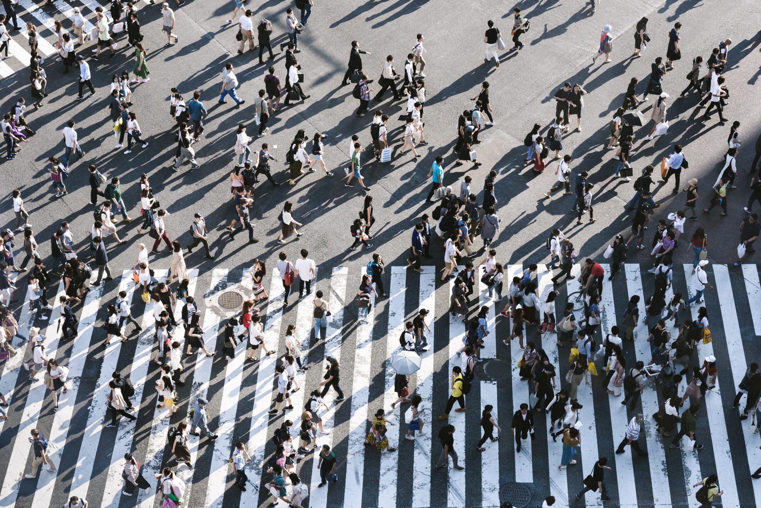 menneske, mængde Foto: Unsplash)