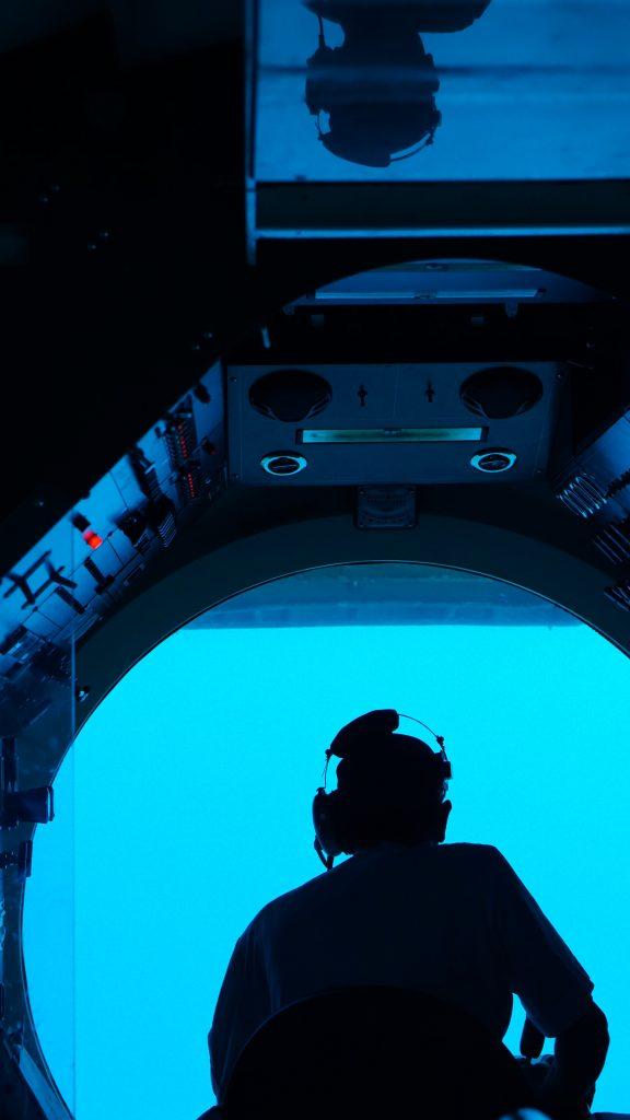 ubåd (Foto: Unsplash)