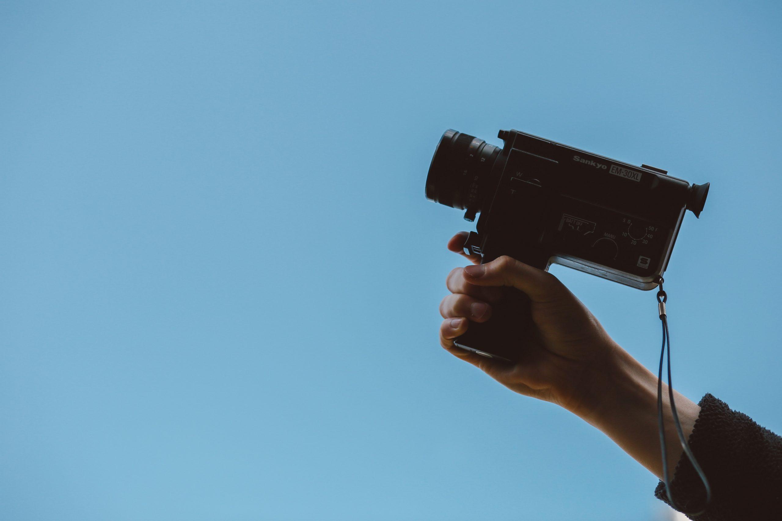 kamera, foto, optage (Foto: Unsplash)