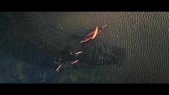 Billede fra Let the saga begin, der viser filmens magiske univers (Foto: PR)