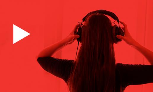 pige musik lytte youtube (Foto: PR)