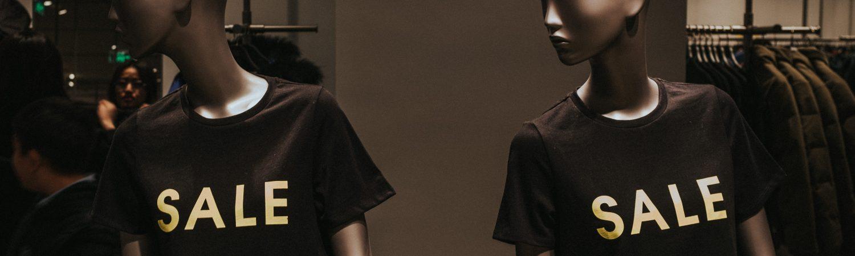 mannequin, dukker, sale (Foto: Unsplash)