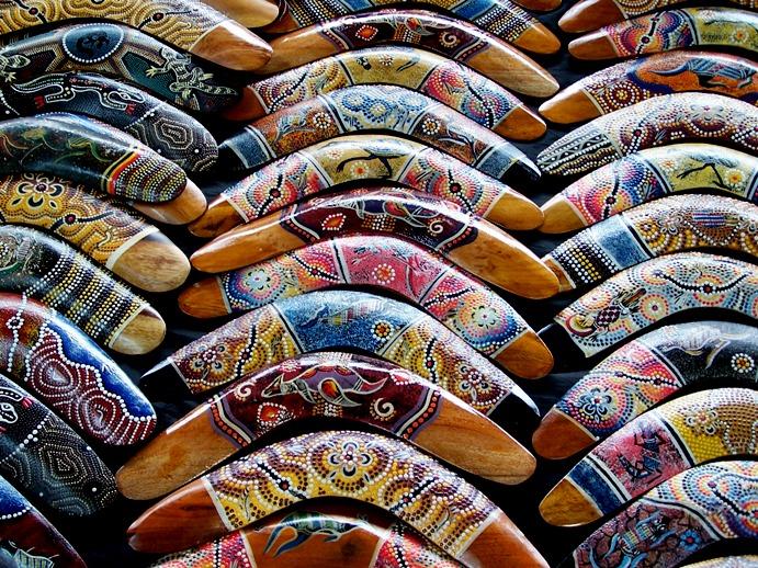 boomerang (Foto: Visualhunt)
