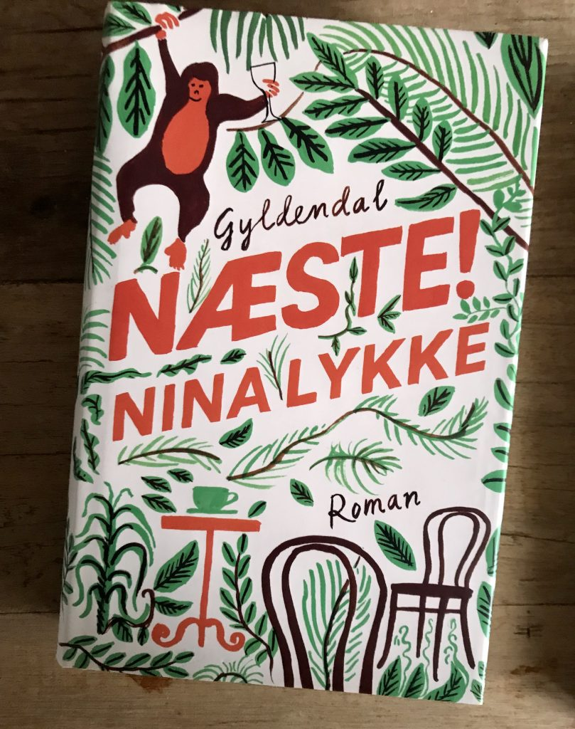 bog bøger fem på stribe næste nina lykke (Foto: My Daily Space)