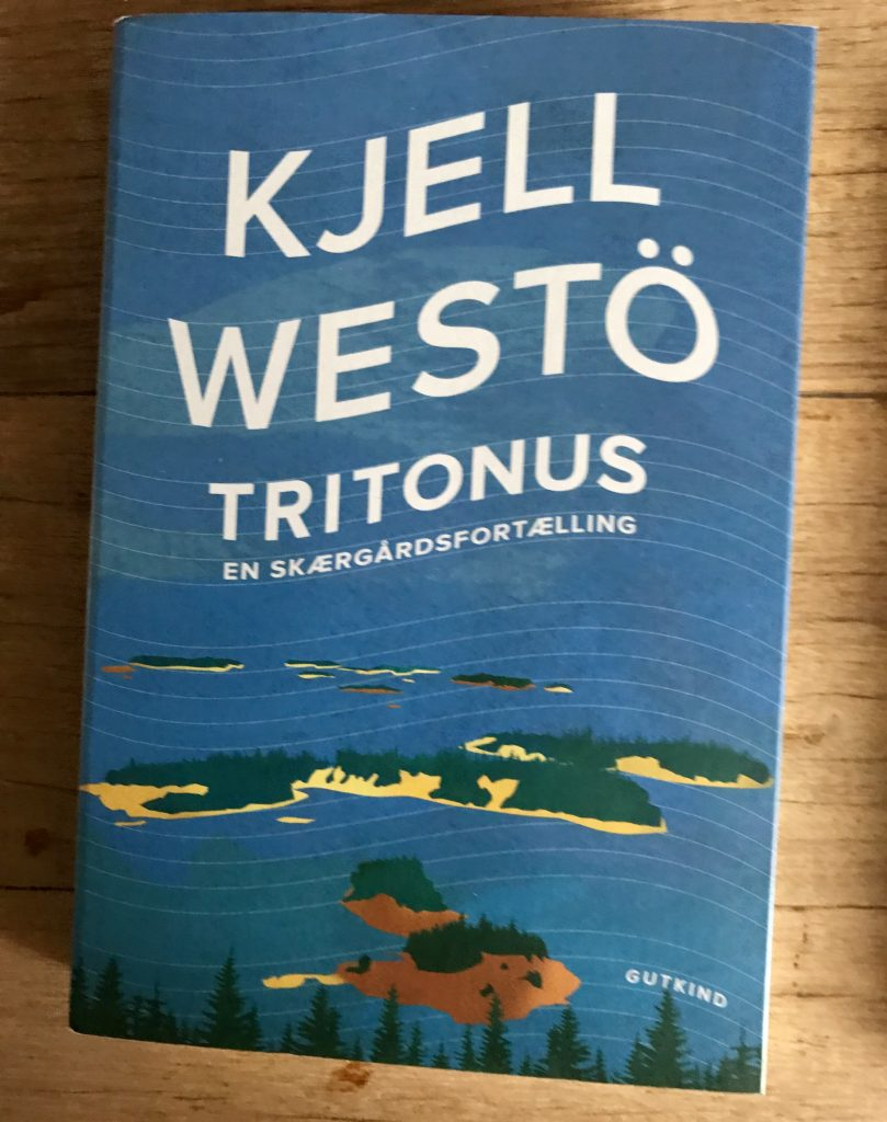 bog bøger fem på stribe tritonus kjell westö (Foto: My Daily Space)