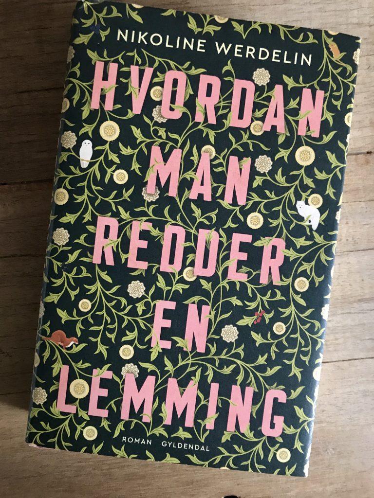 bog bøger fem på stribe redder lemming nikoline werdelin(Foto: My Daily Space)