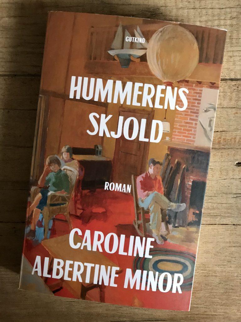 bog bøger fem på stribe hummerens skjold caroline albertine minor(Foto: My Daily Space)